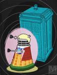 The Sixth Doctor Dalek