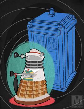 The Seventh Doctor Dalek