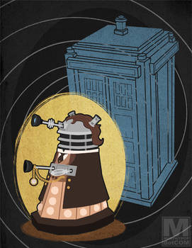 The Eighth Doctor Dalek