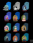 Daleks in Disguise - Poster