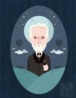 Jules Verne by MeghanMurphy