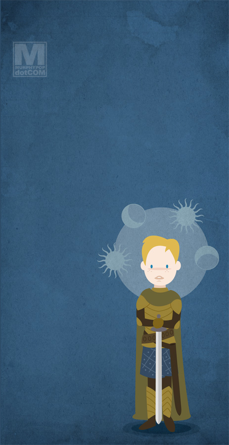 Maid of Tarth by MeghanMurphy