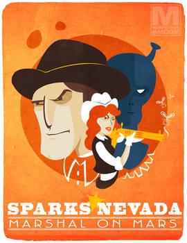 Sparks Nevada: Marshal on Mars