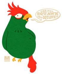 Squawk the Squawk