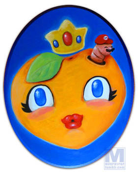 A Peach of a Princess