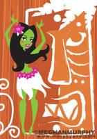 Hula Time by MeghanMurphy