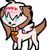 Roxy tiny chibi by RoxyCockerSpaniel