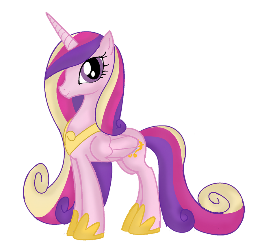My Little Pony Friendship Is Magic Images Of Princess Cadence