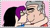 Max 'n Moonie Stamp by KleeAStrange