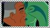 Maxlyne Stamp by KleeAStrange