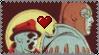 RorschachslashNite Owl Stamp. by KleeAStrange