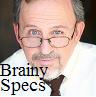 Pauls Brainy Specs icon. by KleeAStrange