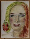 Anna Conda  by Redsterfish