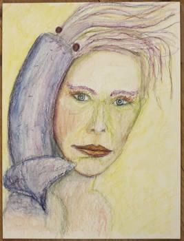Calamary Woman