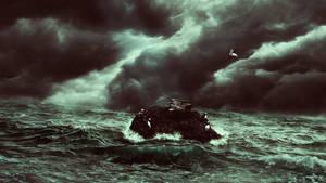 Raphsody Under The Storm