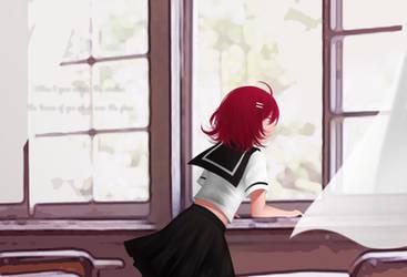 Classmate by sundayshu