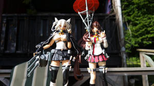 The mighty Yamato Sisters