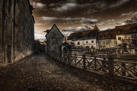 Street of Old Tallinn