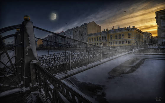 Pochtamtsky bridge