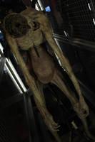 Constantine Hell demon!!! by LucidArtist83