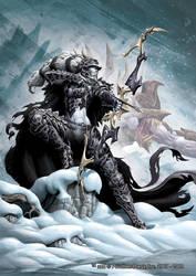 Epic Lylyth by andreauderzo