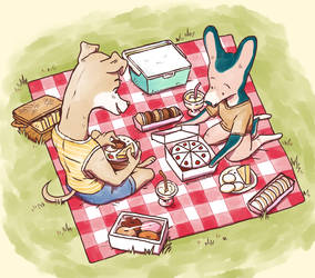 Picnic Day by Scheppen