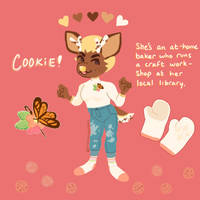 Cookie (Lil' reference)