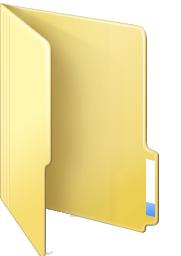Folder Icon by Blues27Xx
