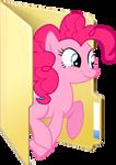 Custom Pinkie Pie folder icon 2