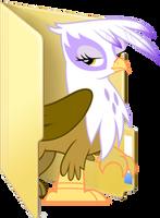 Custom Gilda folder icon by Blues27Xx