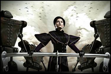 Sky Baroness by jaytablante