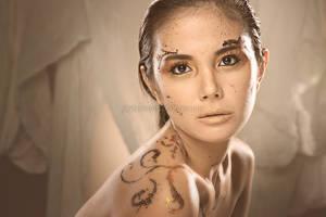Copper Skin by jaytablante