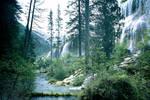Waterfalls and Streams by jaytablante