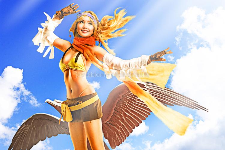 Final Fantasy: Rikku by jaytablante