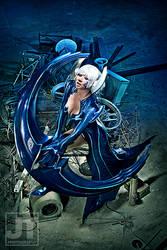 WitchBlade: Shiori Tsuzuki by jaytablante