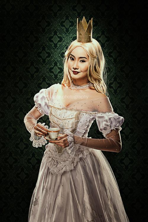 AiW White Queen - Redux by jaytablante