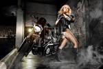 Dinah Drake, The Black Canary by jaytablante