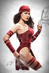 Elektra Natchios Poster Series