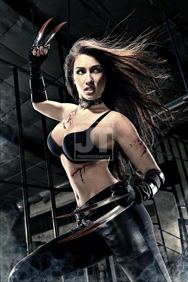 Laura Kinney, X-23 Ver. 2 by jaytablante