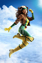 Rogue in Flight by jaytablante