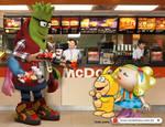 McDonald's Online Delivery 2