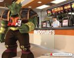 McDonald's Online Delivery 3