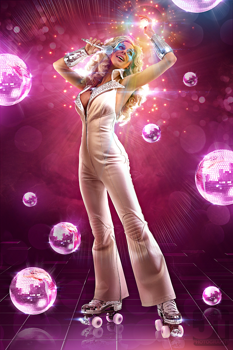 Dazzler in the Disco by jaytablante