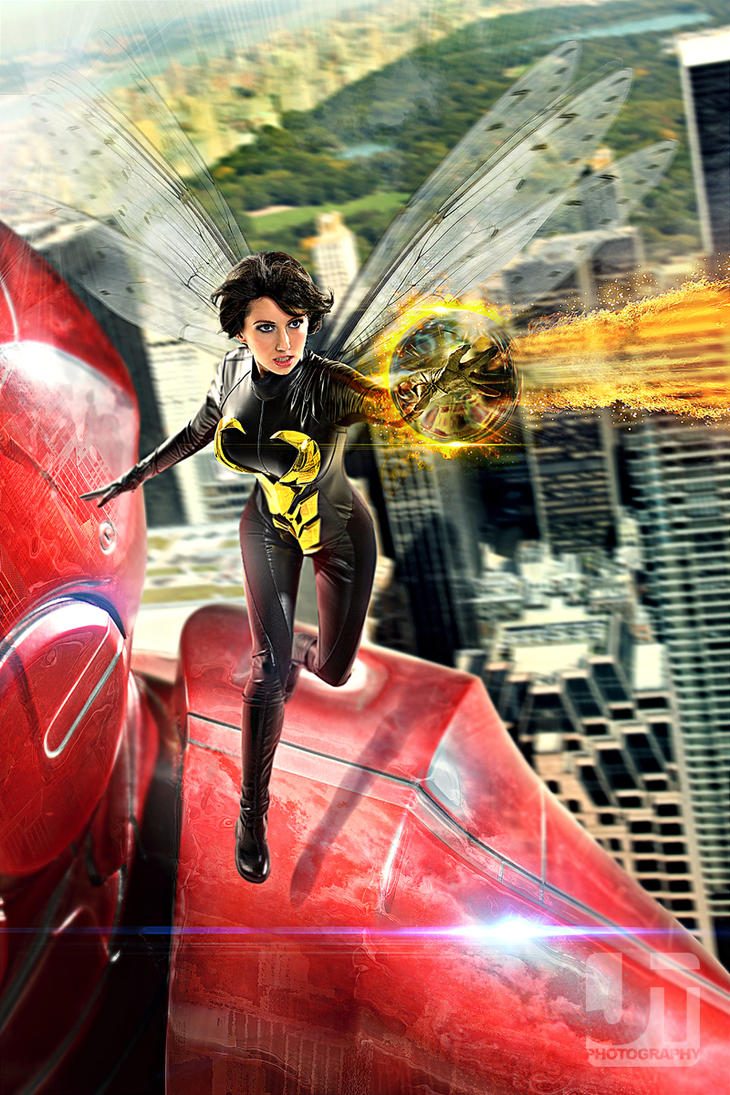 Wasp! by jaytablante