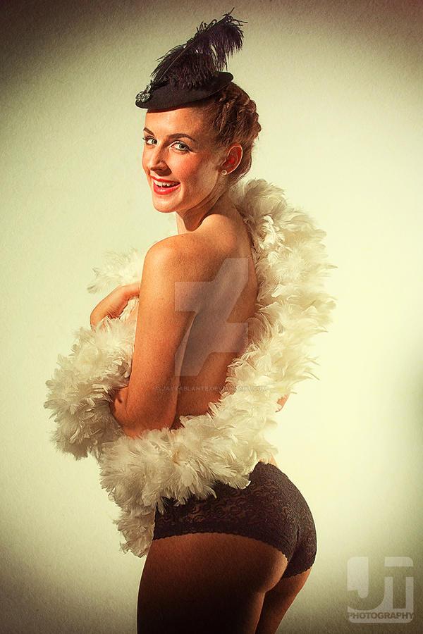 Vintage Rachel by jaytablante