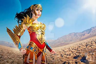 Wonder Woman: Injustice Version