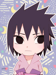 Sasuke SD by nattouh