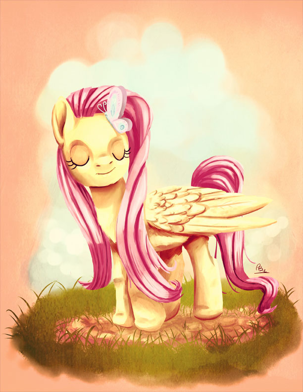 Fluttershy by peroro