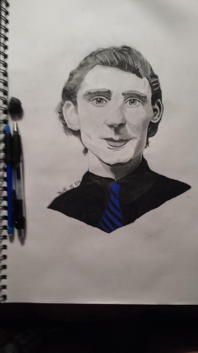 Tom Hiddleston by TeenUnleashed
