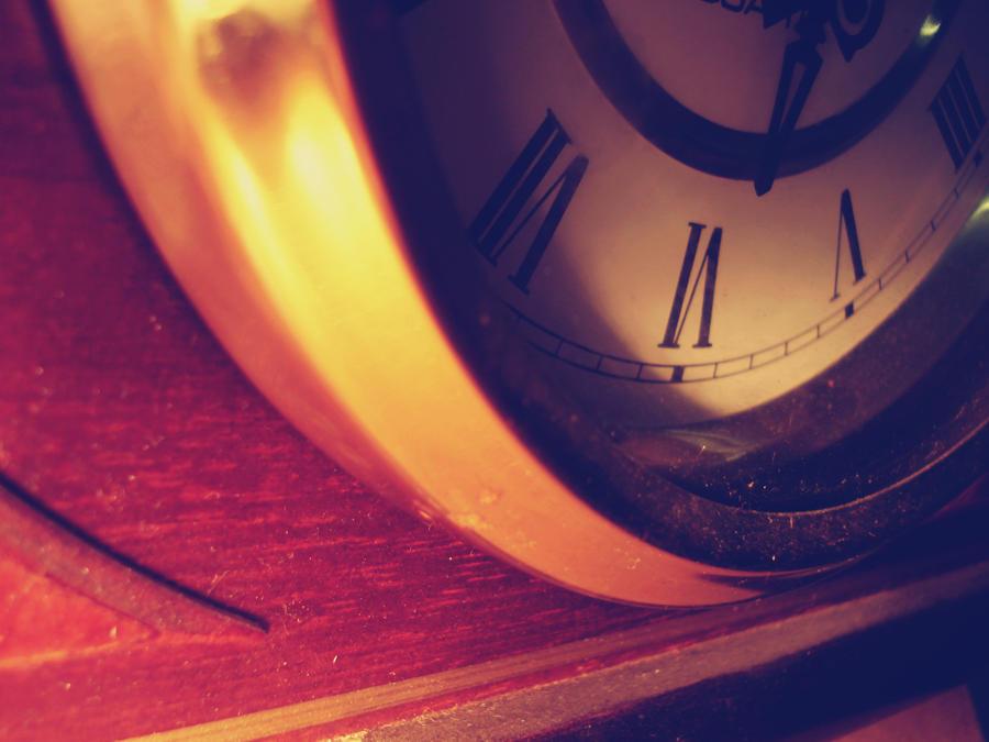 Time IIII by MaithaNeyadi